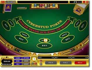 Download Cyberstud Poker