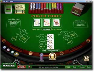 Descargar Poker Three