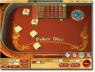 Download Poker Dice