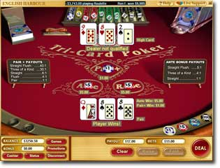 Download Tri Card Poker