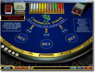 T�l�charger Caribbean Poker
